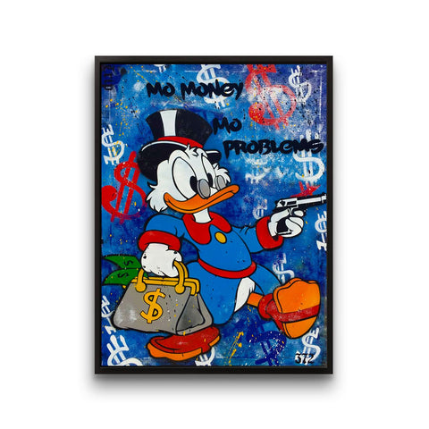 Mo Money Mo Problems, Chicago artist - Trip One - Duck Tales
