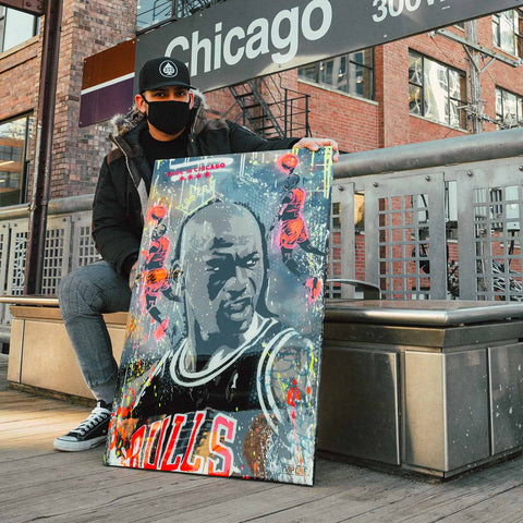 The Greatest of All Time - Chicago artist - Trip One