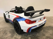 accu auto kind BMW M6 GT 3