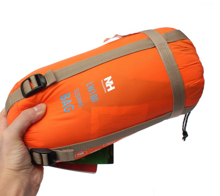 Naturehike Outdoor Camping Sleeping Bag Compact Ultralight Lightweight For Travel Hiking Hunting