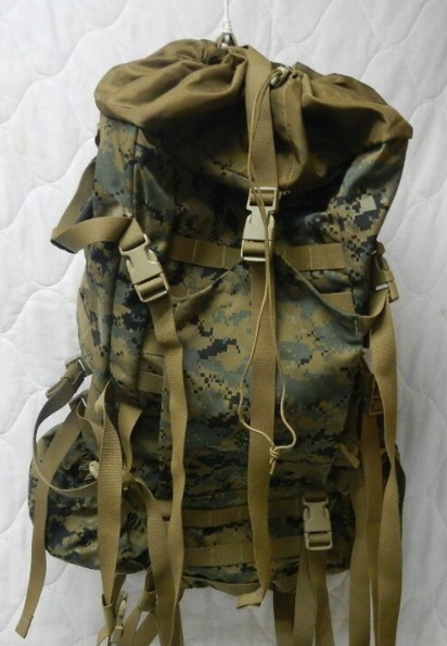 PROPPER™ Military Tactical Backpack Large Army Marines Hiking Camping Hunting Rucksack