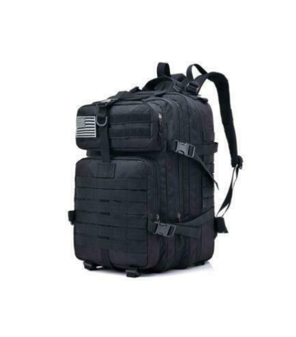 40L Backpack Hunting Military Tactical Army Cool Molle Bag Hiking Travel Rucksack