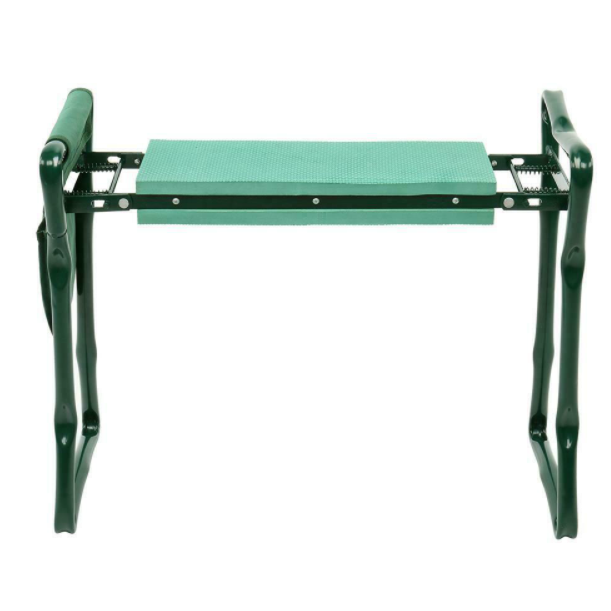 NatureSeat™ Garden Kneeler Seat Portable Stool Bench Gardening Yard Supplies With Tool Pouch