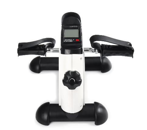 TripleP™ Pedal Bike Under The Desk Portable Exercise Peddler Cycle Exerciser with LCD Display
