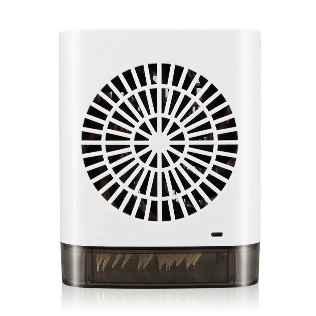 ArcticWind™ 2A 5V 6-15W Personal Air Cooler Humidifier Mini Portable Air Conditioner Fan Desktop Space Cooler