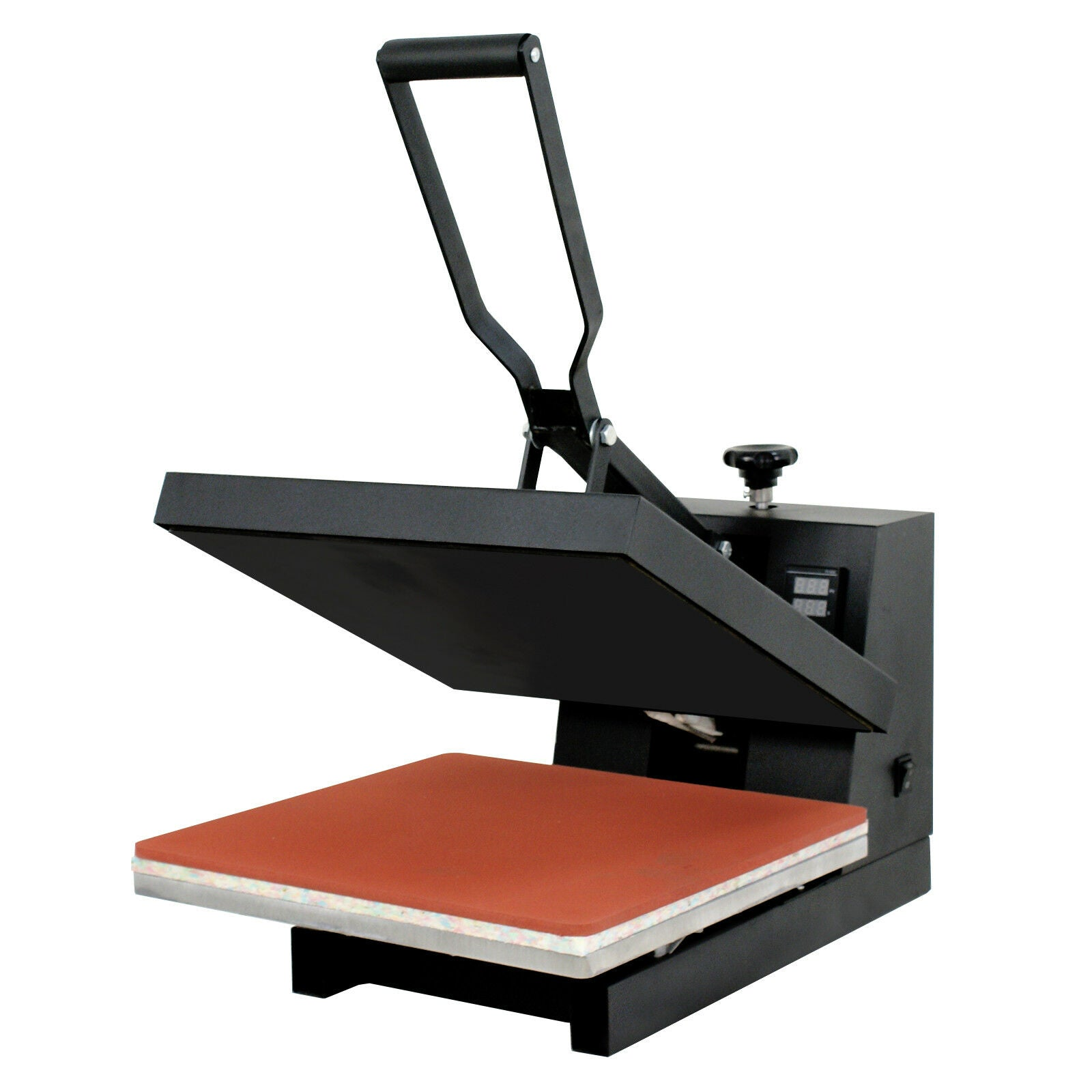 HotPress™ T Shirt Heat Press Iron Print Machine Best Screen Digital Transfer Sublimation 15X15