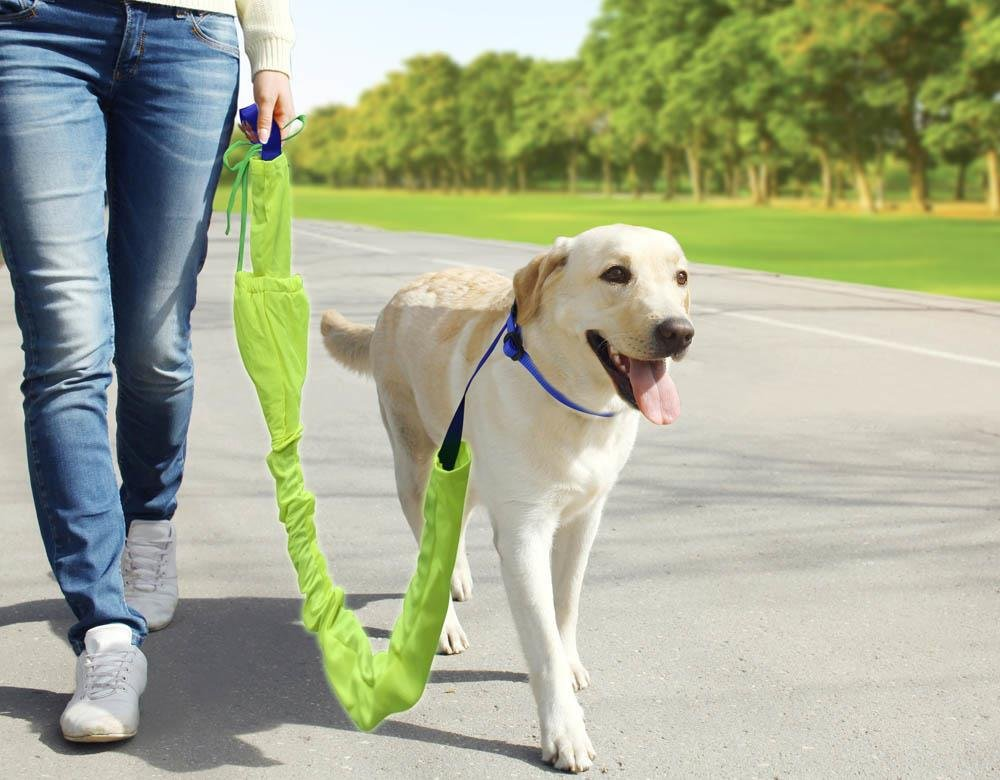 K9Love™ Reflective Dog Leash Collar Harness Set for Day and Night