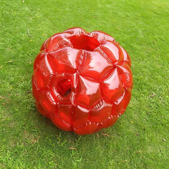 Inflatable Bumper Bubble Ball Toys Garden Camping Outdoor Children Game