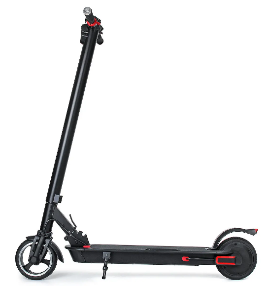 ALFAS Electric Scooter Folding 25 km/h Double Brake System ES01 42V 350W 6Ah