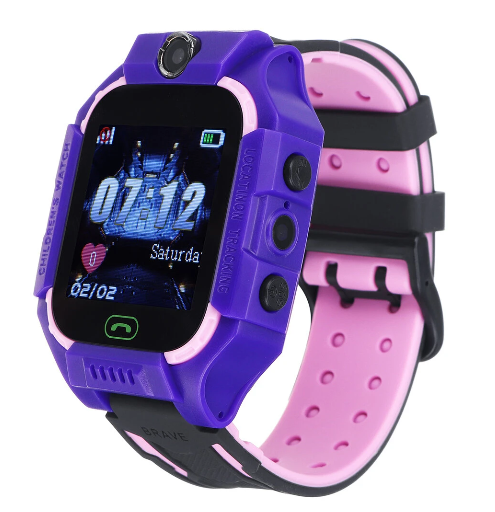 Kids Smart Watch Children Gizmo Tracker GPS Remote Monitor Anti-Lost