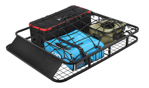 Car Top Roof Rack Cargo Luggage Carrier Best Universal Basket 48