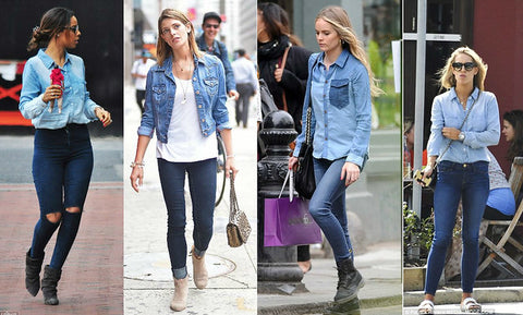 Denim in Style: Ways to Wear Denim - VLU STYLE Wholesale Vendor in AmericasMart Atlanta Apparel and Clothing