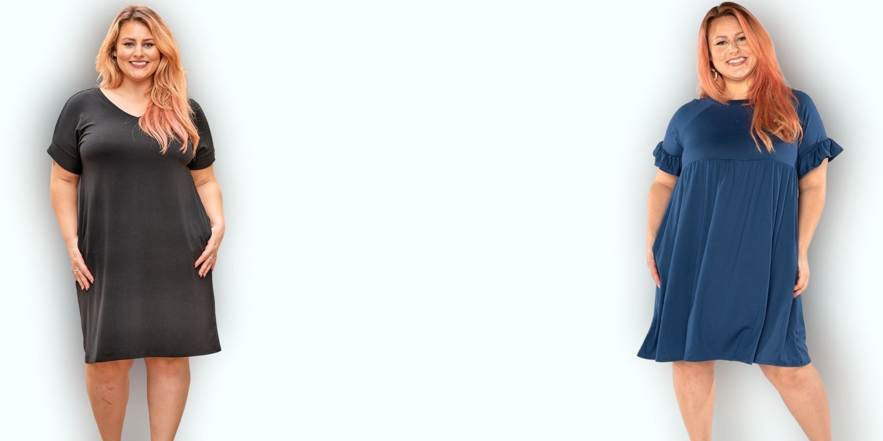 Wholesale Plus Size Dresses Collection from the Preferred wholesale vendor USA