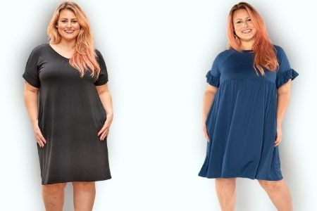 Wholesale Plus Size Dresses Collection from the Preferred wholesale vendor atlanta USA
