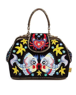 Irregular Choice Flounder Bag