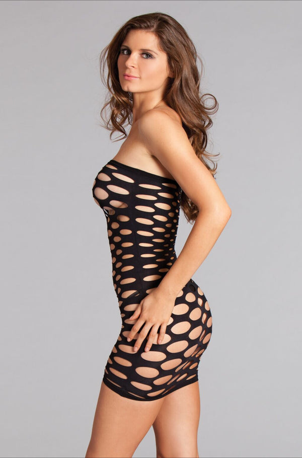 Kylie Tube Top Bodystocking