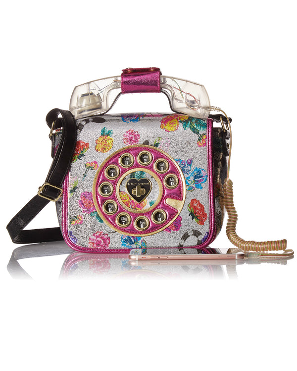 Betsey Johnson Off The Hook Phone