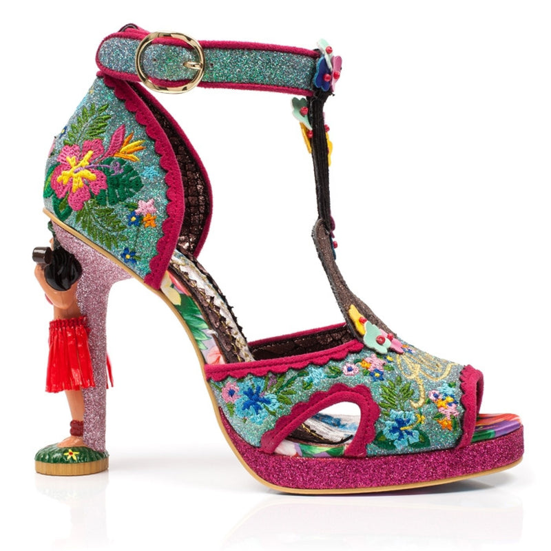 Irregular Choice Magic Maui Heels