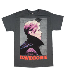 David Bowie Low Profile Men's Fit T-Shirt