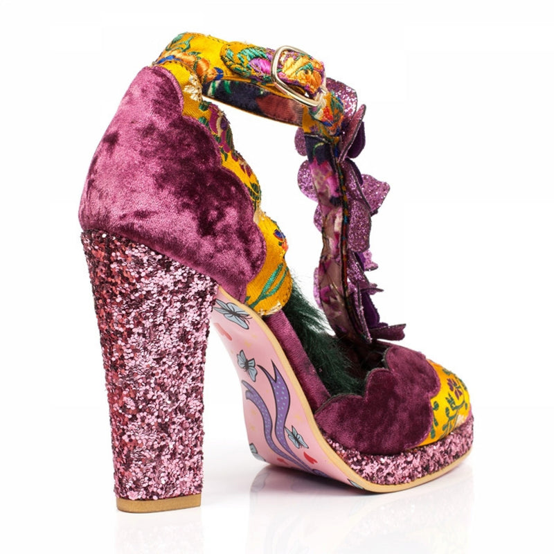 Irregular Choice Montee Carlo