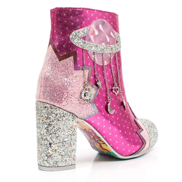 IRREGULAR CHOICE INTERGALACTIC HEELS