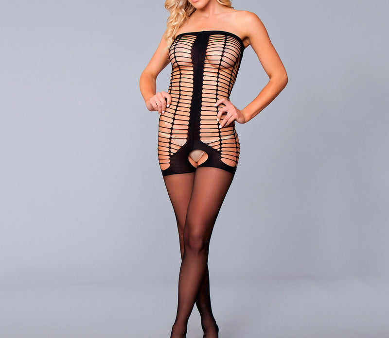 Thi Strapless Bodystocking Lingerie