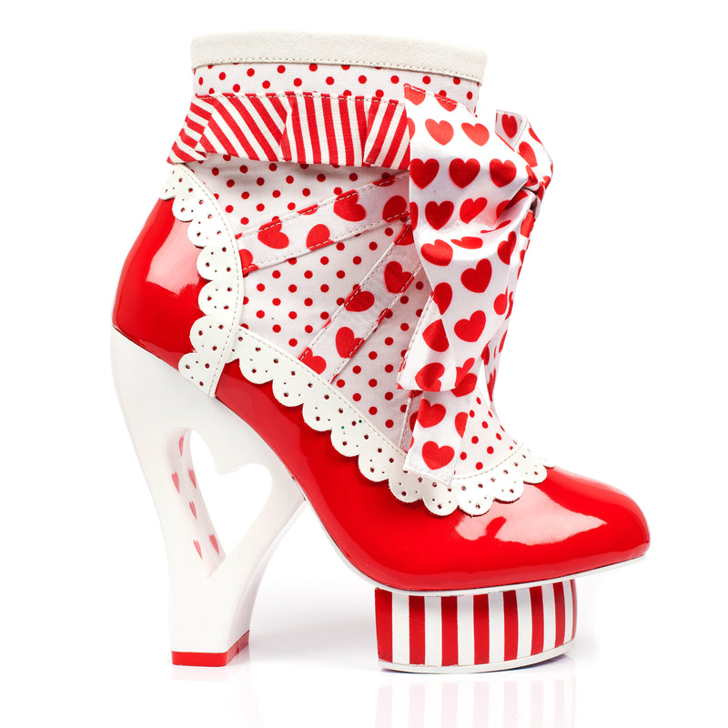 IRREGULAR CHOICE Rosy With Love