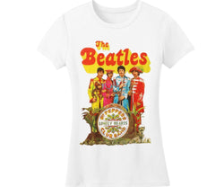 Beatles Sgt. Pepper Juniors Tee