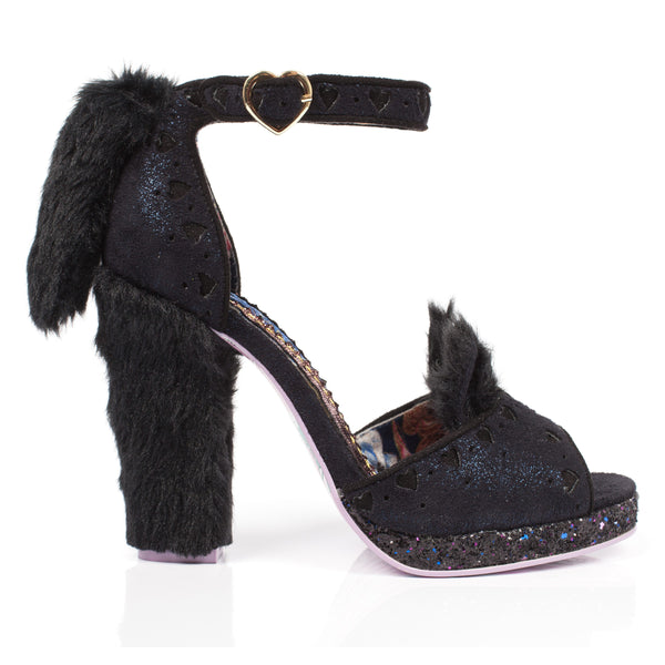 IRREGULAR CHOICE KITTY PAWS