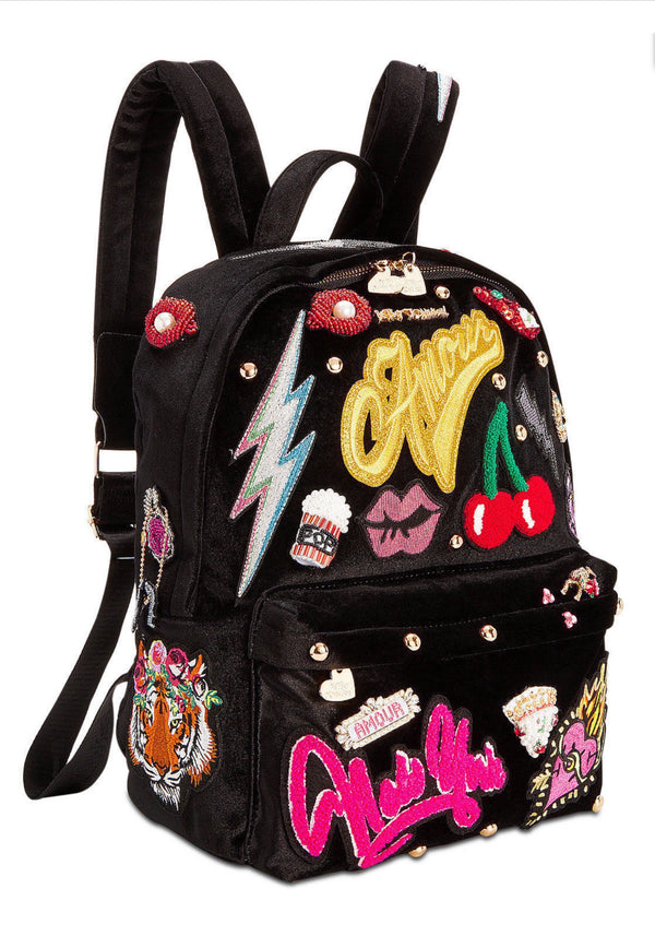 Betsey Johnson New York Backpack