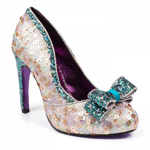 IRREGULAR CHOICE BASSEY HEELS