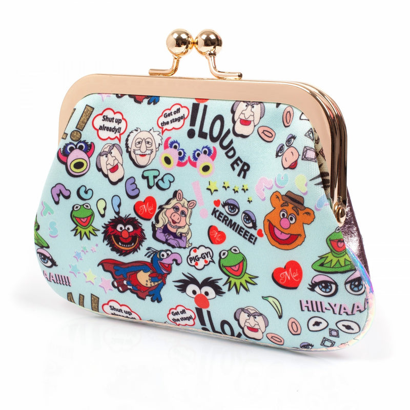 Irregular Choice Muppets Supercouple Purse