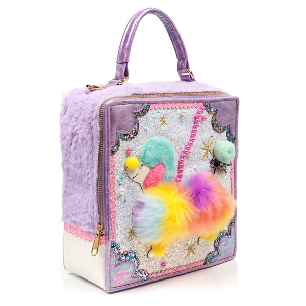 IRREGULAR CHOICE POODLE-OO BAG