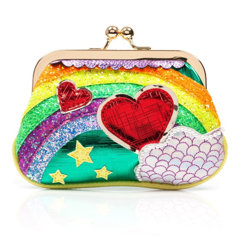 Irregular Choice Over The Rainbow Purse