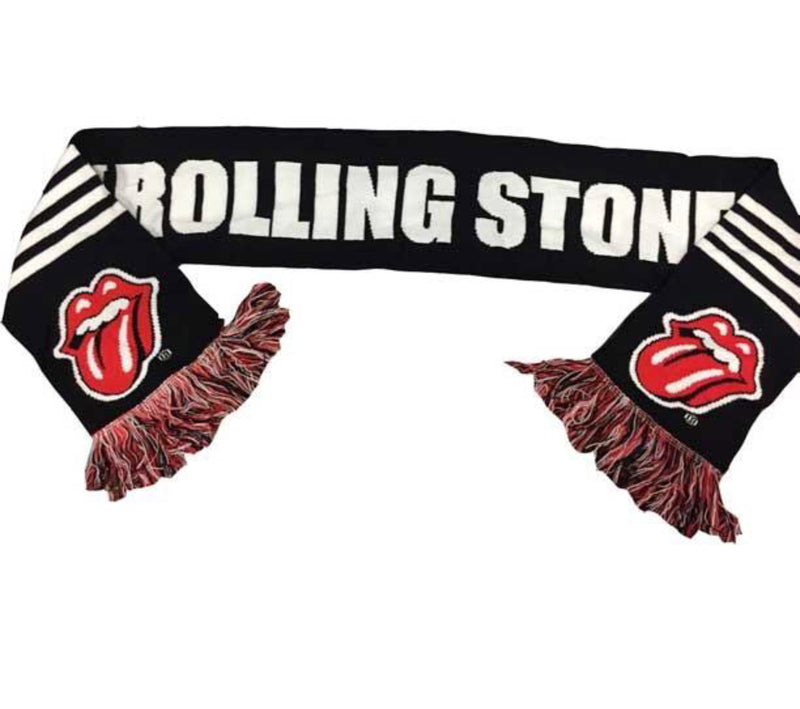 Rolling Stones Scarf