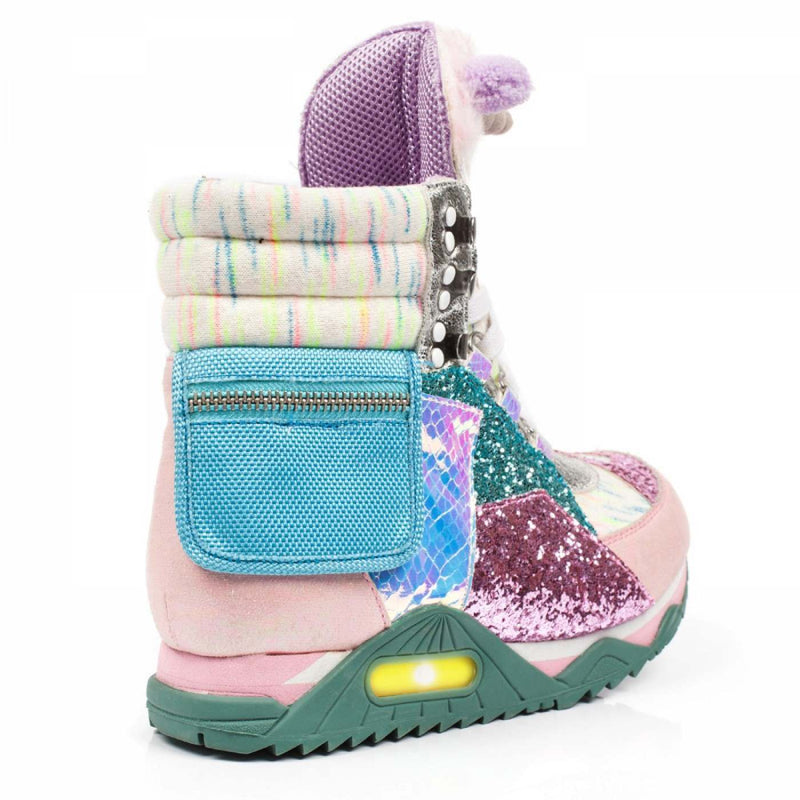 Irregular Choice Candy Jem Sneakers