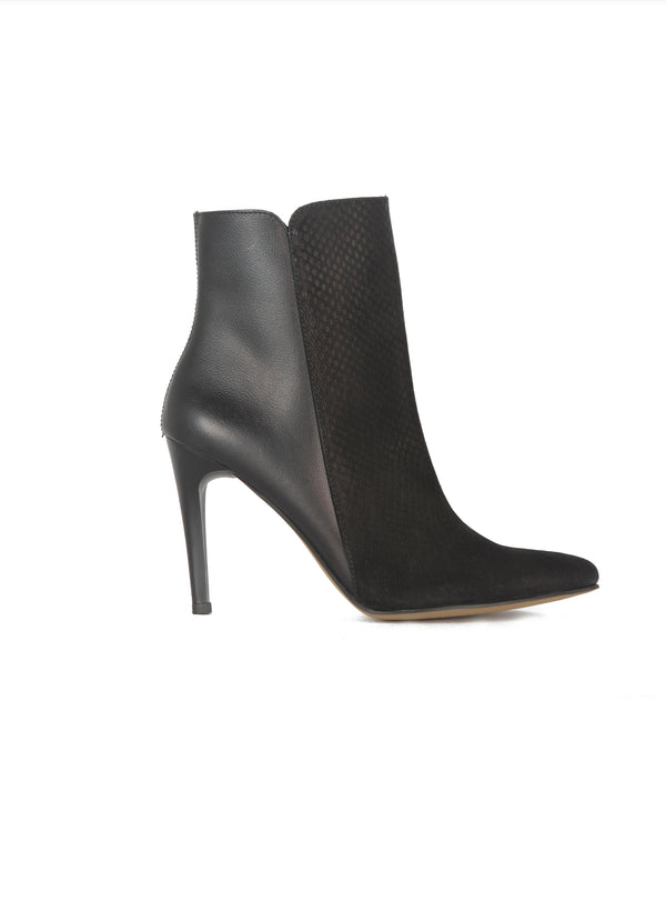 STIVALI JUAMO LEATHER BOOTIES