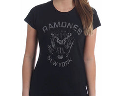 Ramones Hey Ho New York Juniors T-Shirt