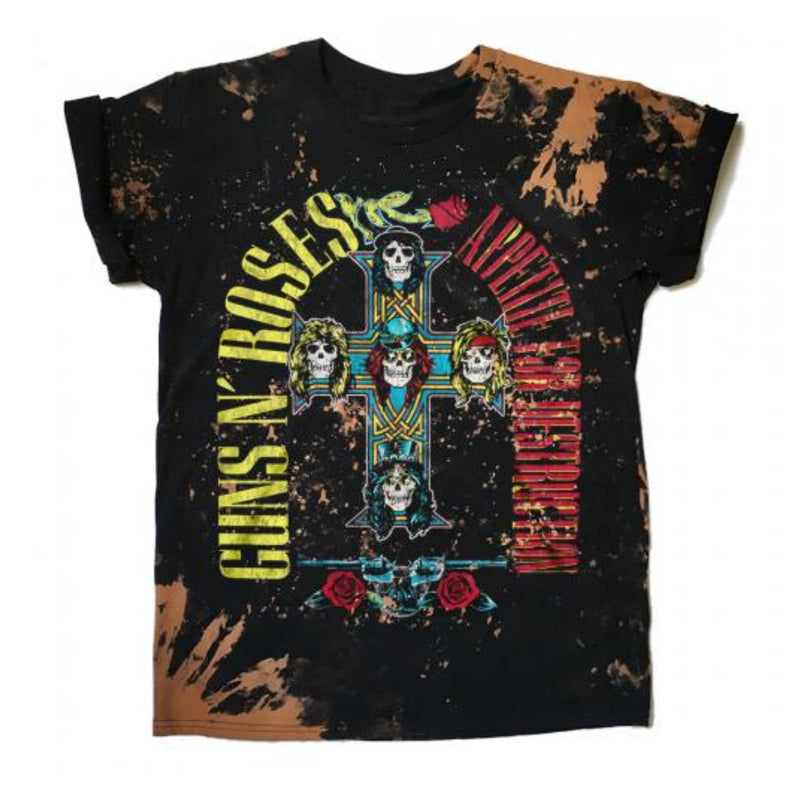 Guns N' Roses Bleach T-Shirt