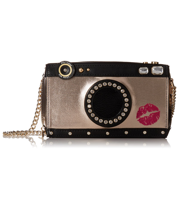 Betsey Johnson Strike a Pose Crossbody