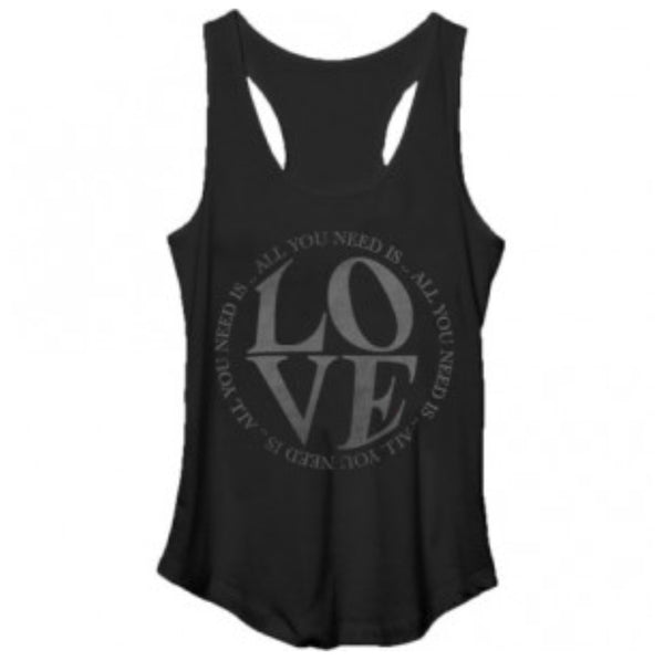 The Beatles Love Tank Top