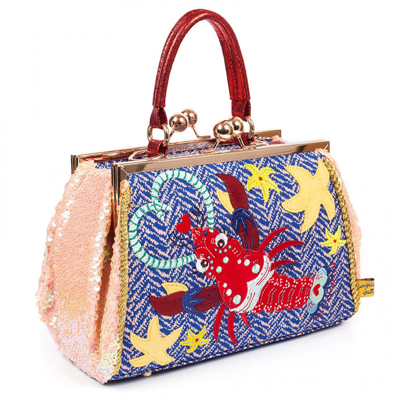 IRREGULAR CHOICE THERMIDOR HANDBAG