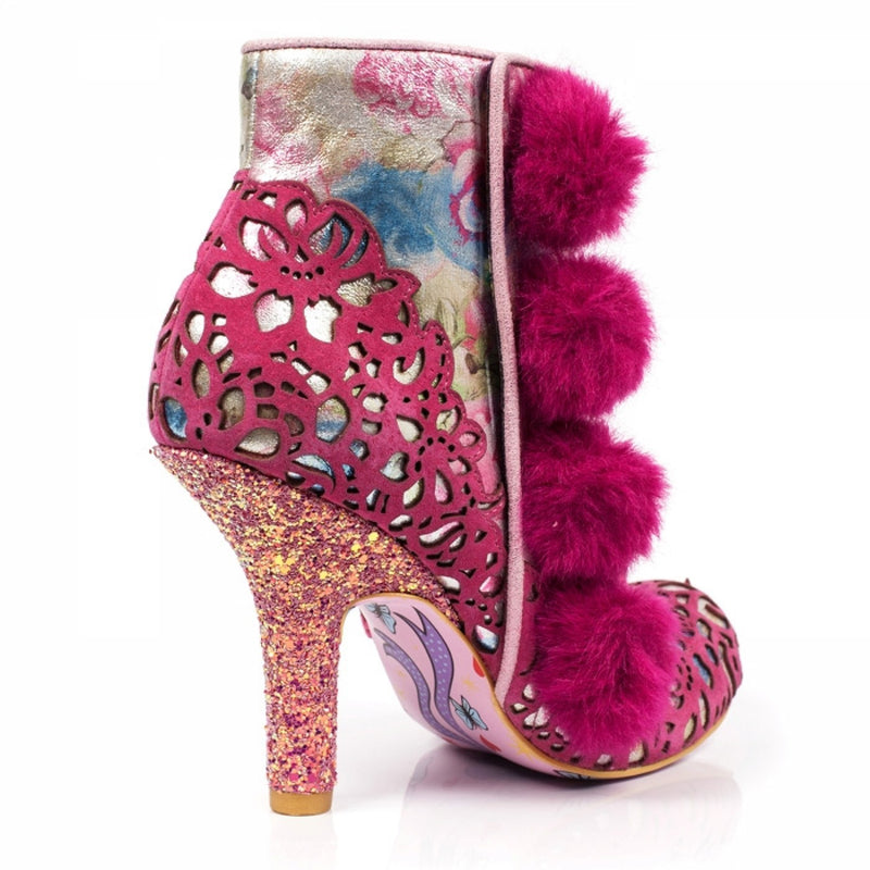 IRREGULAR CHOICE SLUMBER PARTY HEELS
