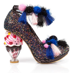 Irregular Choice Arctic Roll Heels