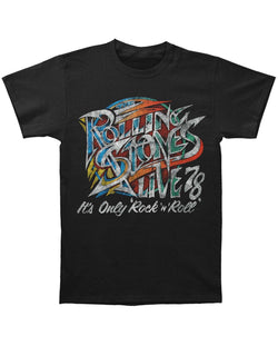 Rolling Stones 78 It's Only Rock n Roll T-Shirt