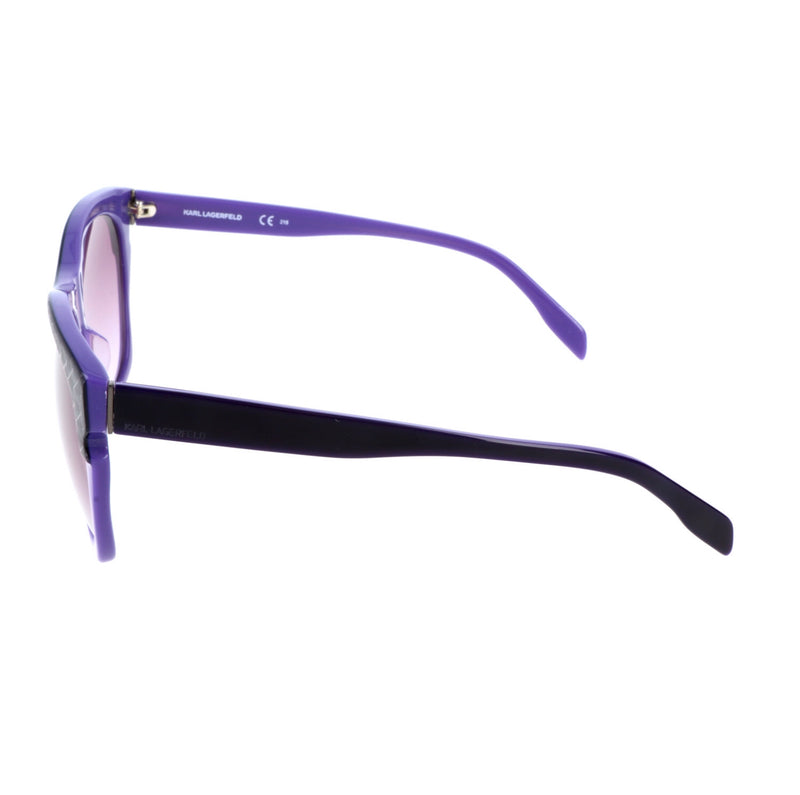 Lagerfeld Women's Purple Sunglasses