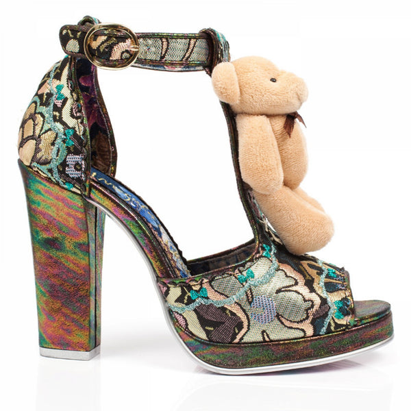 IRREGULAR CHOICE BUDDY BEAR