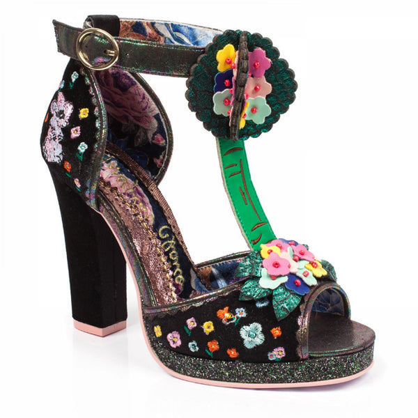 Irregular Choice May Meadow Heels