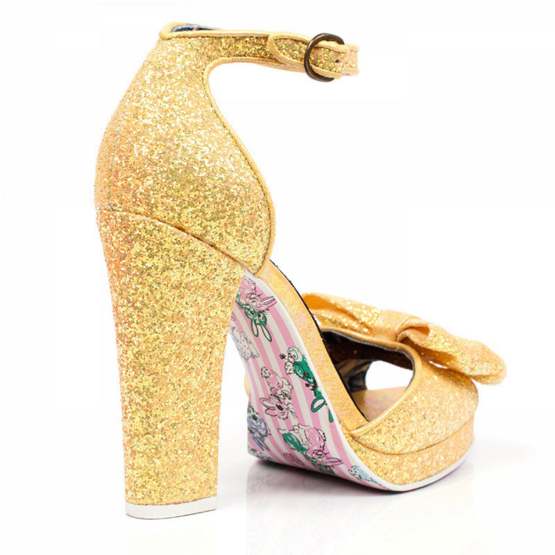 Irregular Choice Flaming June Heels