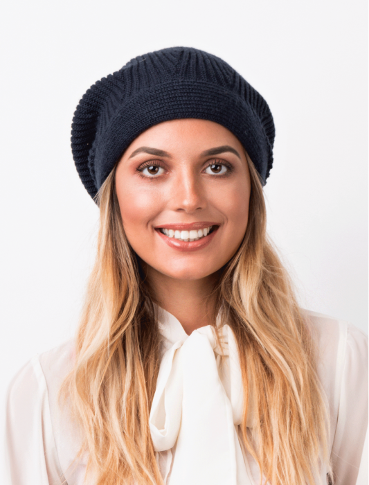 Pia Rossini Molly Beanie Pom Hat